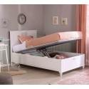 Кровать с подъемным механизмом Cilek Romantica 100x200 купить