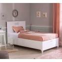 Кровать с подъемным механизмом Cilek Romantica 100x200 купить в интернет-магазине