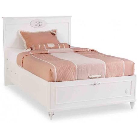 Кровать Cilek Romantica с подъемным механизмом 200 на 120 см