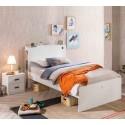Кровать Cilek White 200 на 120 см купить в интернет-магазине