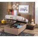 Кровать с подъемным механизмом Cilek Lofter 200 на 100 см купить