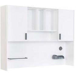 Надстройка к письменному столу с ящиками Cilek White