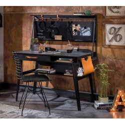 Надстройка к столу Cilek Dark Metal Small