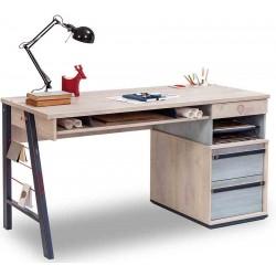 Письменный стол с ящиками Cilek Trio