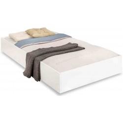 Выдвижное спальное место Cilek White 190 на 90 см