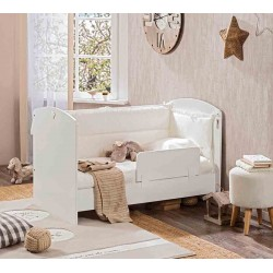 Бортик Cilek Mini Baby white