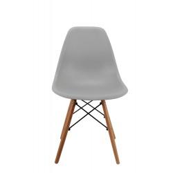 Стул Eames серый