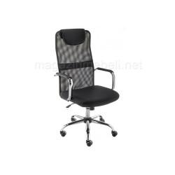 Компьютерное кресло Viton черное