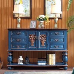 Консоль Cilan 150, синяя