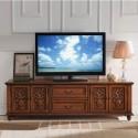 ТВ-тумба Cilan, коричневая купить