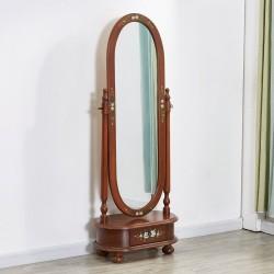 Напольное зеркало Fleur chantante, Дерево