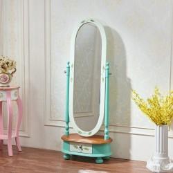 Напольное зеркало Fleur chantante, Мята