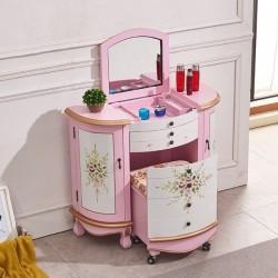 Туалетный столик-комод Fleur chantante, Нежно-розовый