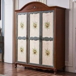 Шкаф 3-двери Fleur chantante, Урожай