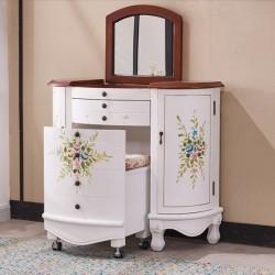Туалетный столик-комод Fleur chantante, Белый