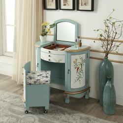 Туалетный столик-комод Fleur chantante, Птицы