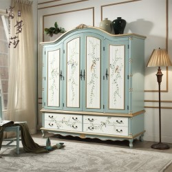 Шкаф 4-двери Fleur chantante
