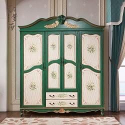 Шкаф 4-двери Fleur chantante, Лето