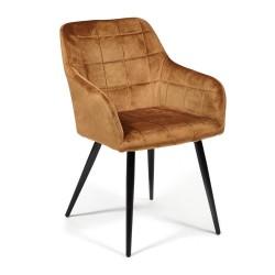 Кресло BEATA (mod. 8266), коричневый