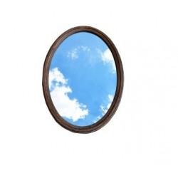 Зеркало овальное H818 (D68)