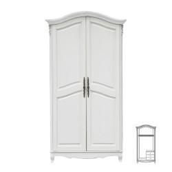 Шкаф 2-х дверный F6682 (S06)