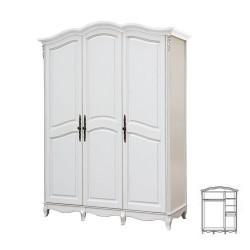 Шкаф 3-х дверный AS6683 (D71+M01)