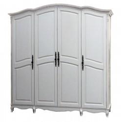 Шкаф 4-х дверный F6684(S06)