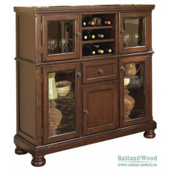 D697-76 Барная стойка Porter, Ashley Furniture