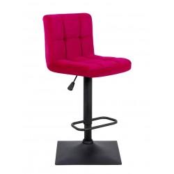 Барный стул КУРТ WX-2320, бордовый