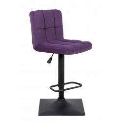 Барный стул КУРТ WX-2320, фиолетовый