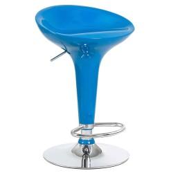 Барный стул LM-1004 голубой