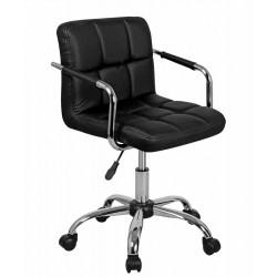 Полубарный стул АЛЛЕГРО WX-940 черный