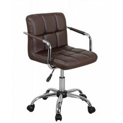 Полубарный стул АЛЛЕГРО WX-940 коричневый