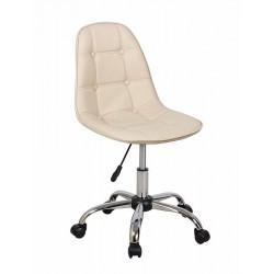 Полубарный стул КРЕЙГ WX-980 бежевый