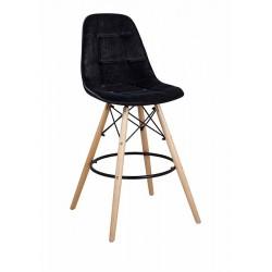 Барный стул ПАСКАЛЬ WX-2002V черный