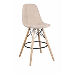 Барный стул ПАСКАЛЬ WX-2002V бежевый
