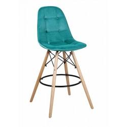 Барный стул ПАСКАЛЬ WX-2002V зеленый