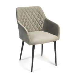 Кресло BREMO (mod. 708), серый