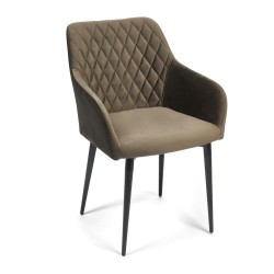 Кресло BREMO (mod. 708), темно-серый