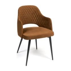 Кресло VALKYRIA (mod. 711), коричневый