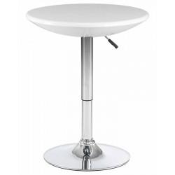 Стол барный DOBRIN HARVEY LM-8010, белый