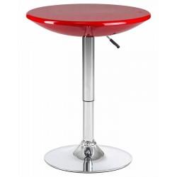 Стол барный DOBRIN HARVEY LM-8010, красный