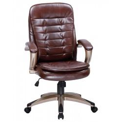 Кресло LMR-106B коричневое