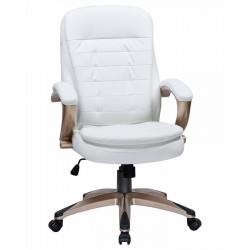 Кресло LMR-106B белое