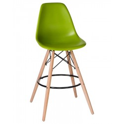 Барный стул LMZL-PP638G салатовый