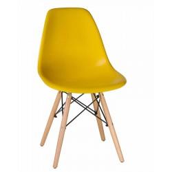 Стул Eames LMZL-PP638 желтый