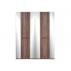 Шкаф 4-дверный VALENTE Enza Home орех