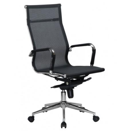 Офисное кресло для персонала DOBRIN CARTER LMR-111F (чёрный)