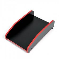 Подставка п/сист. блок StrikeRack NEO, черный/красная кромка