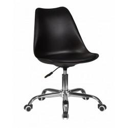 Офисное кресло для персонала DOBRIN MICKEY LMZL-PP635D, черный
